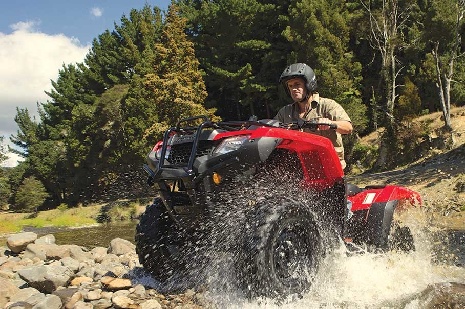 CHECK OUT OUR RANGE OF ATV'S