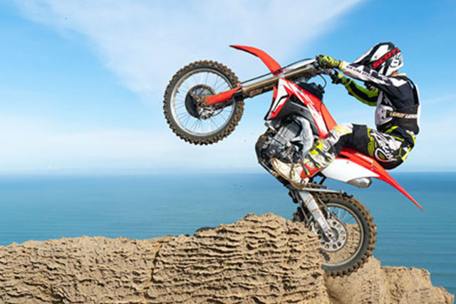 CHECK OUT OUR RANGE OF OFF ROAD BIKES