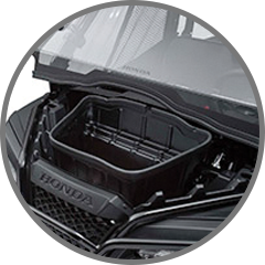 FRONT UNDER HOOD TRAY