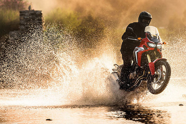 THE LEGEND IS BACK - AFRICA TWIN