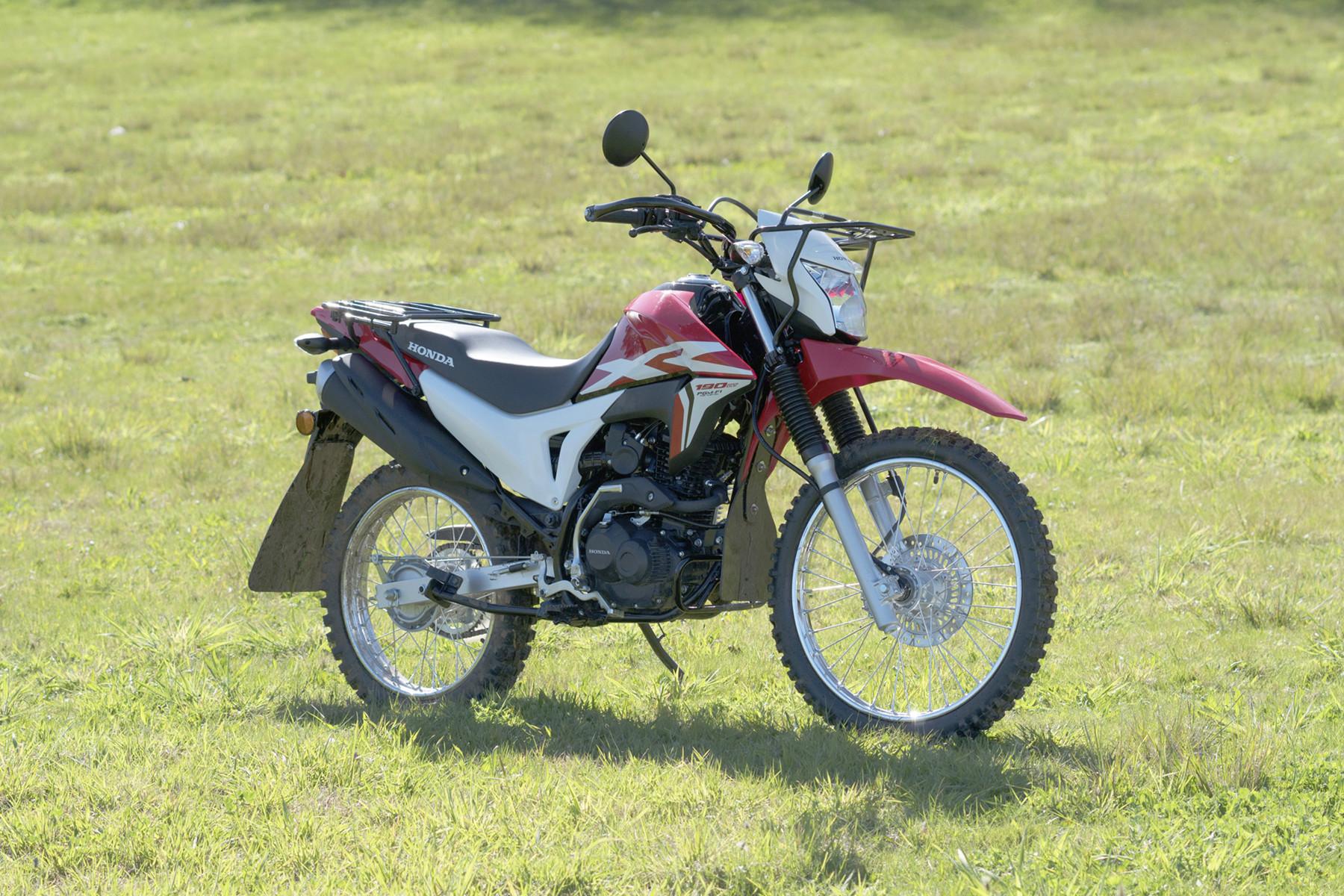 XR190 Farm Bike | Honda Motorcycles NZ