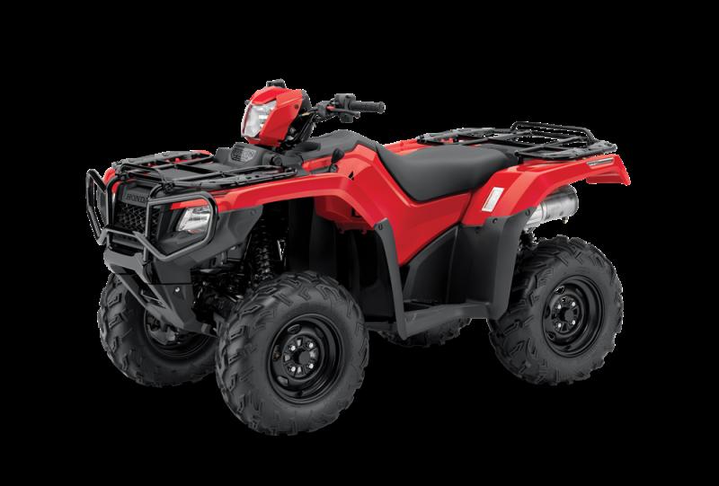 TRX500FA6
