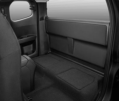 LS Space Cab Rear Seats