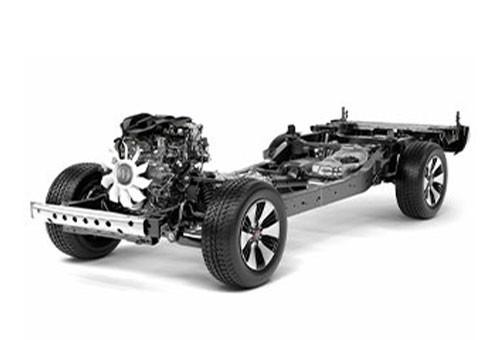 X-Terrian Double Cab Isuzu 4JJ3 3.L Turbo Diesel Engine