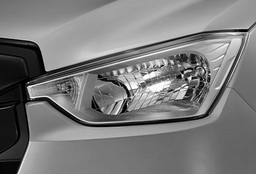 Isuzu LX Double Cab Halogen Headlights