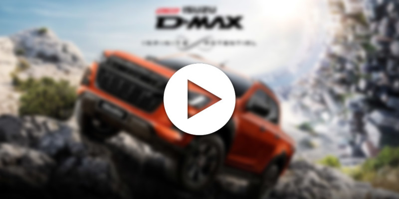 Isuzu Thailand - 2020 D-Max Launch Video