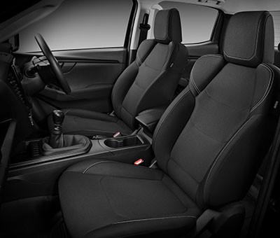 Isuzu LX Double Cab Front Seats