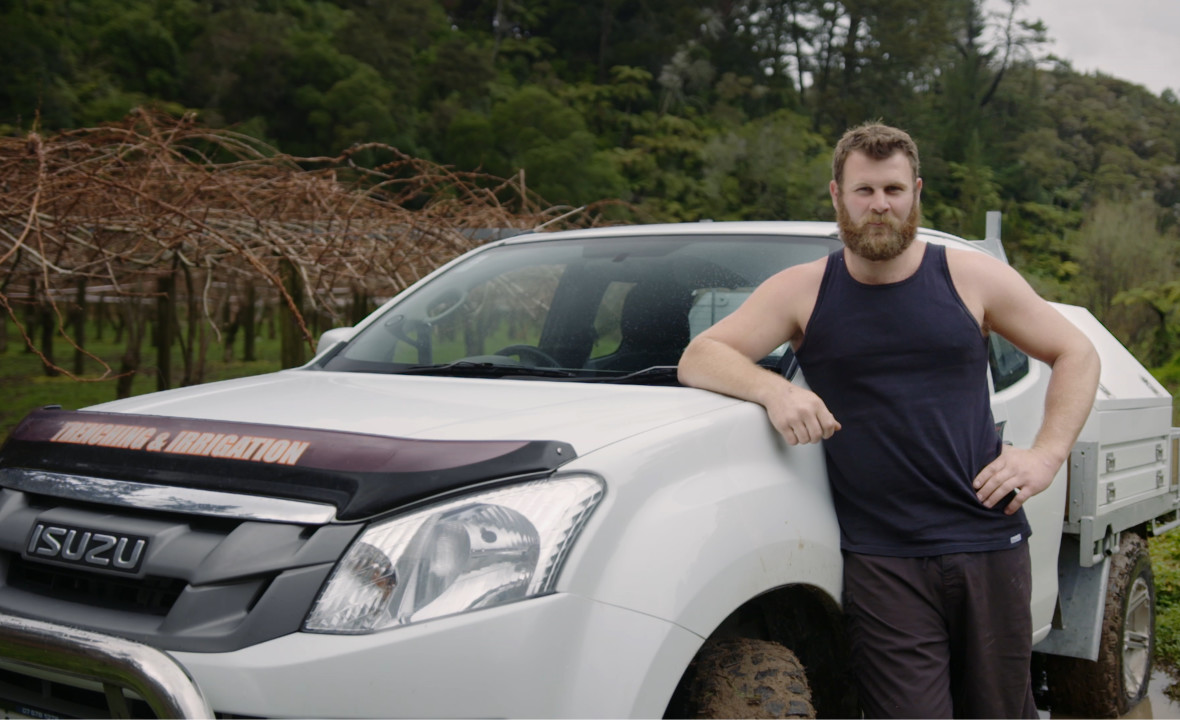 Kurt Johnson | Isuzu Utes New Zealand