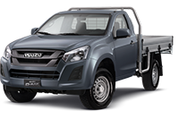 LX Single Cab Chassis