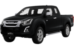 LS Space Cab Ute 4WD
