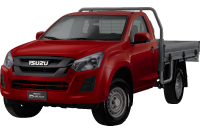LX Single Cab Chassis 2WD & 4WD