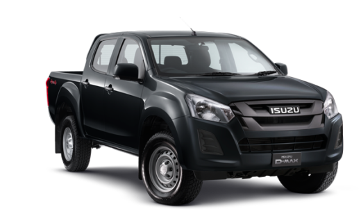 LX Double Cab Ute 4WD