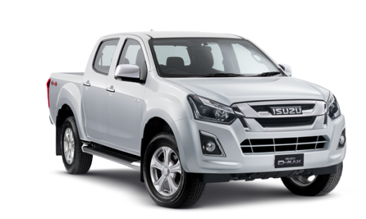 LS Double Cab Ute 2WD & 4WD