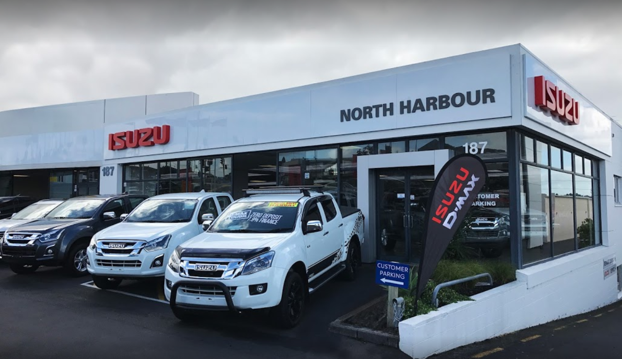 Opening In 2014, We Are The Newest Dealership On The Shore To Represent  Isuzu, And From Day One Our Aim Has Been To Provide The Very Best In  Customer ...