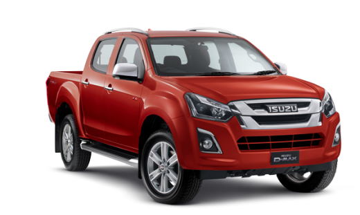 LS-T Double Cab Ute 2WD & 4WD