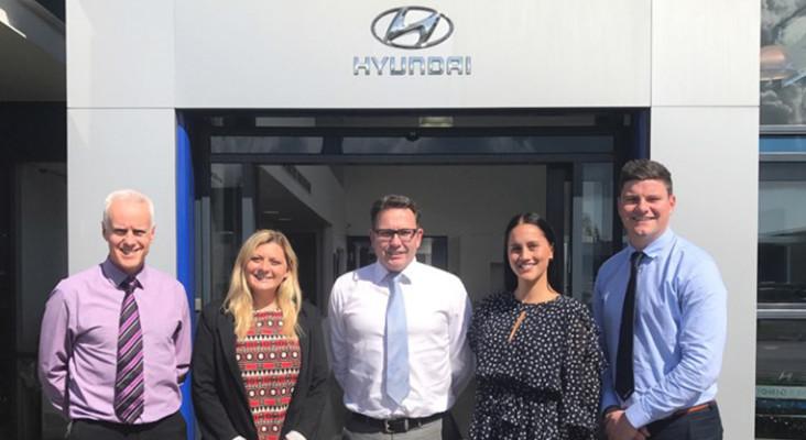Hyundai - Ambassador Team
