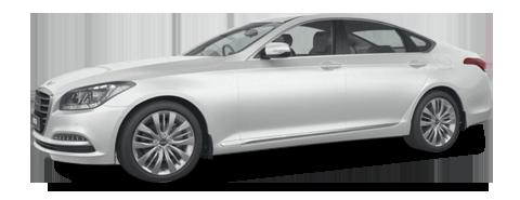 Genesis 3.8 GDi Petrol Auto