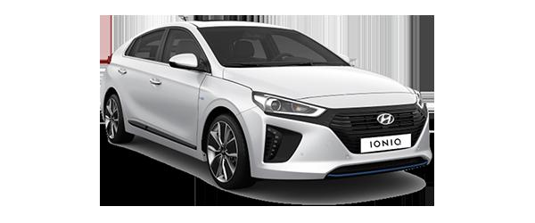 IONIQ 1.6 DCT6 Hybrid Entry