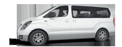 iMax 2.5 Diesel Auto 8-seater