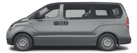 iLoad 2.5 Diesel Auto 3-seater