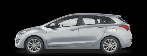 i30 Wagon 1.6 Diesel Auto