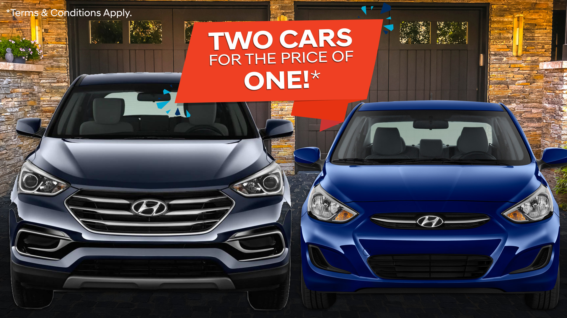 Get Two Cars For The Price Of One