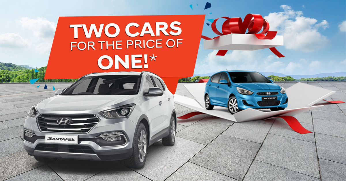 Get 2 Cars For The Price Of One