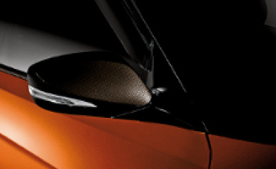 Carbon fibre mirrors