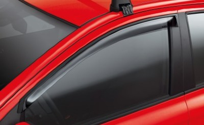 Hyundai i20 Hatch Style Visors