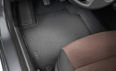 Hyundai i20 Hatch Carpet Mats