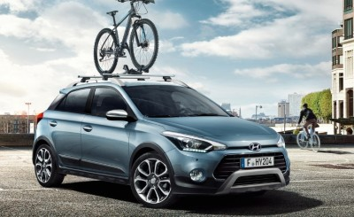 Hyundai i20 Cross Bike Rack