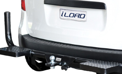 Hyundai iMax Rear Bull Bar