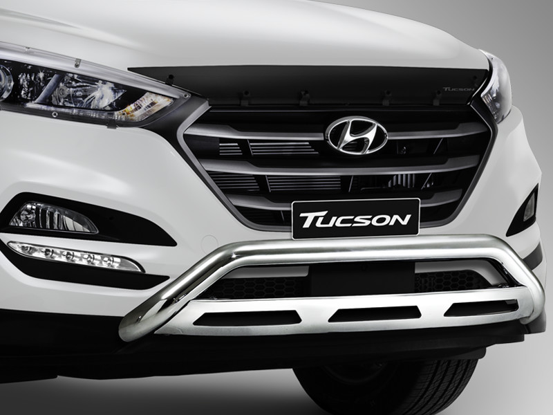 Tucson SUV Accessories | Hyundai New Zealand