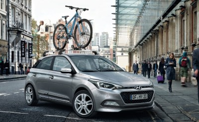 Hyundai i20 Hatch Bike Rack