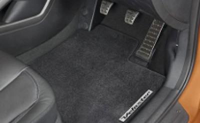 Custom mat sets
