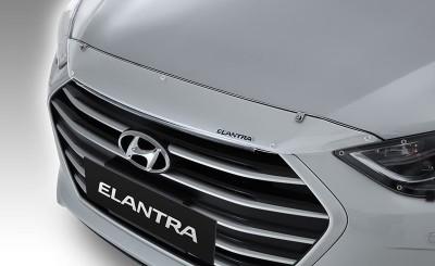 Hyundai Elantra Bonnet Protector