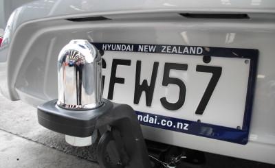 Hyundai i20 Cross Towbar