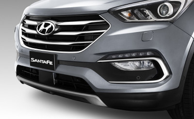 Hyundai Santa Fe Front Park Assist