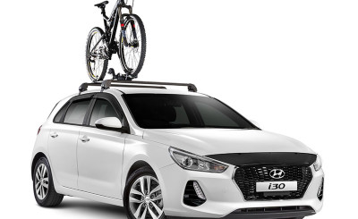 Hyundai i30 Bike Rack