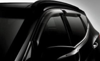 Hyundai Santa Fe Style Visors