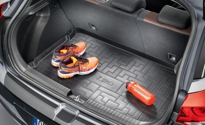 Hyundai i20 Hatch Rubber Boot Mat