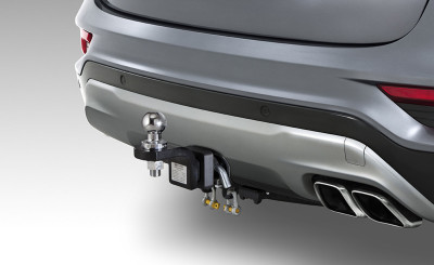 Hyundai Santa Fe Towbar