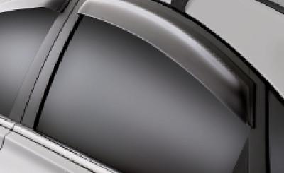 Hyundai Sonata Style Visors