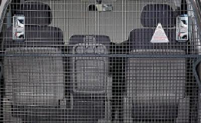 Hyundai iLoad Cargo Barrier