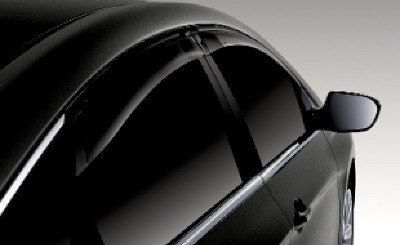 Hyundai i40 Sedan Style Visors