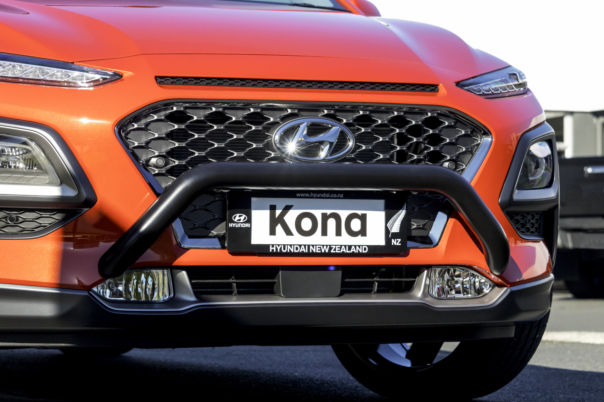 Hyundai Santa Fe Towing Capacity >> Kona Urban SUV Accessories | Cooke Howlison Hyundai