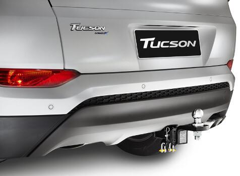 Tucson Suv Accessories Hyundai New Zealand