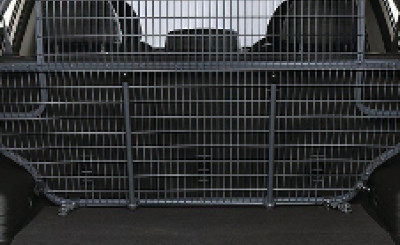Hyundai i30 Wagon Cargo Barrier