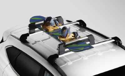 WHISPBAR ROOF RACK KIT