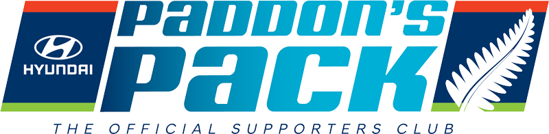 Hayden Paddon Paddon's Pack